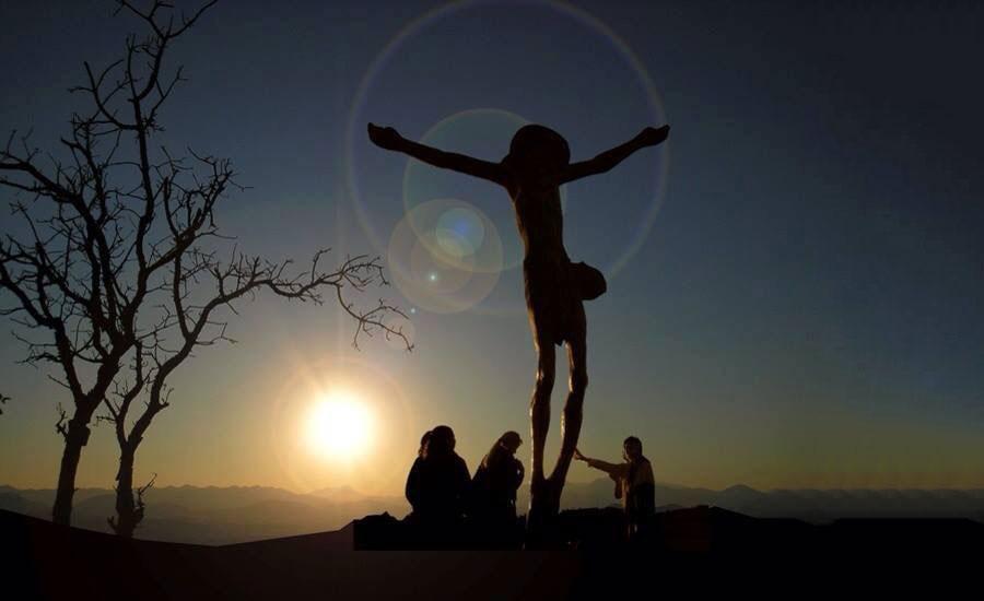 Cristo resucitado - Medjugorje